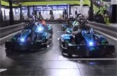 Andretti Indoor Karting The Colony