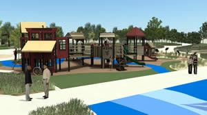 Renderings of Future Phases of Kids Colony 2