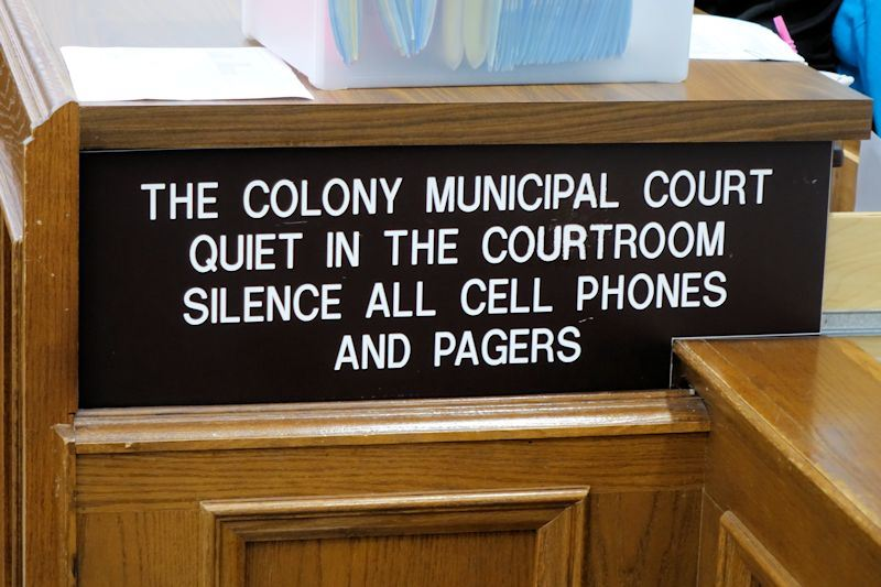 Municipal Court | The Colony, TX