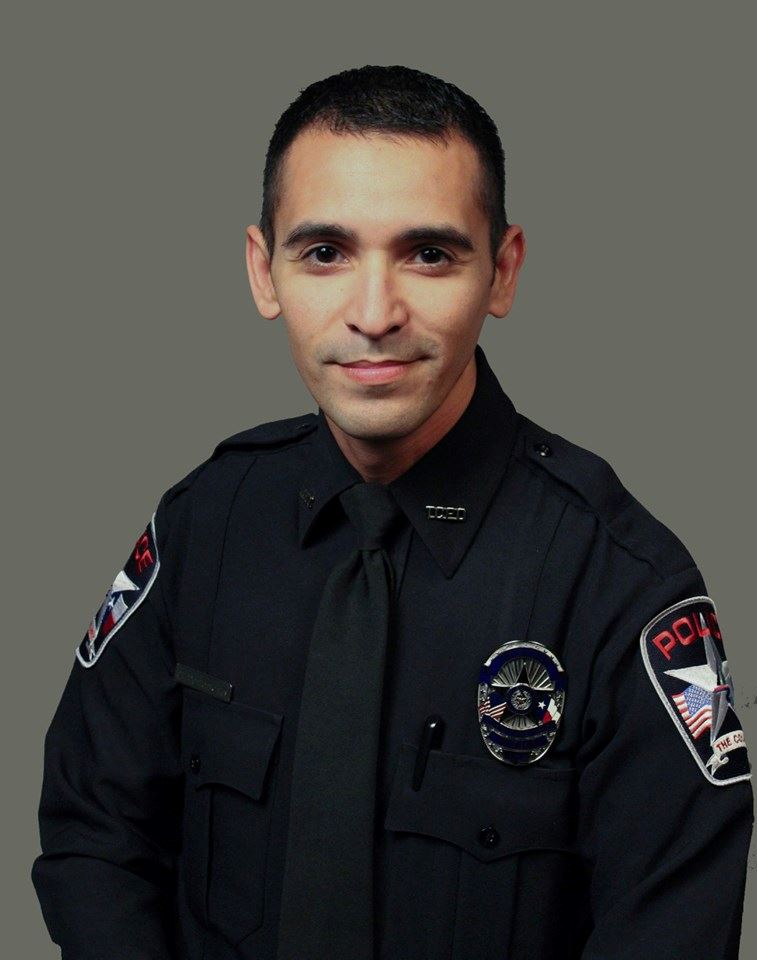 Officer Omar Montemayor