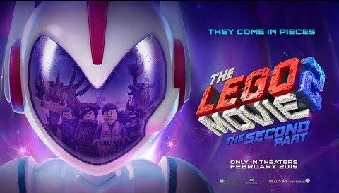 5. The Lego Movie 2