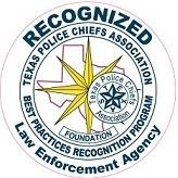 Recognized Law Enforcement Agency seal